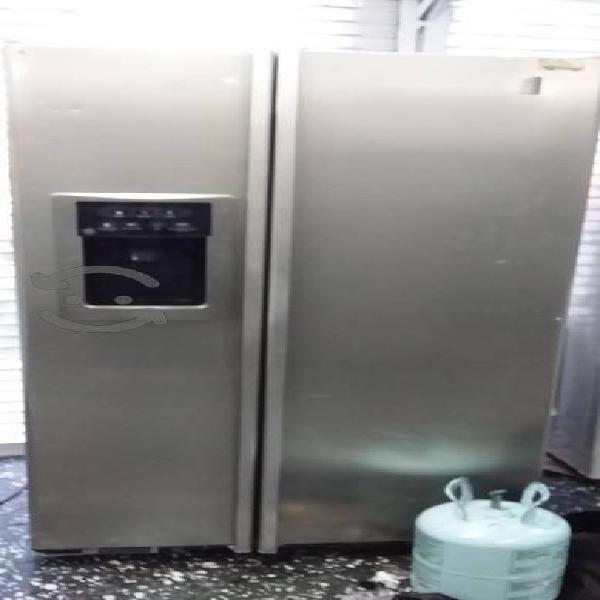 Refrigerador duplex ge profile