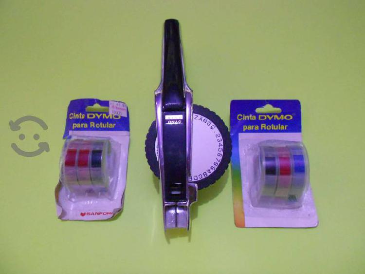 Rotulador dymo clasico