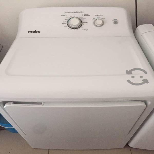 Secadora mabe 19kg automática de gas