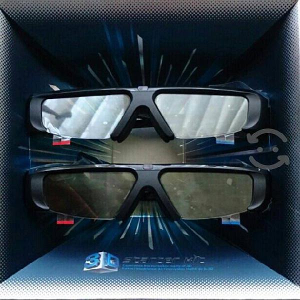 lentes 3D starter kit