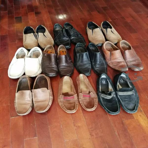 10 pares zapatos flexi #9