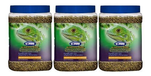 Alimento iguana juvenil 2.1 kg