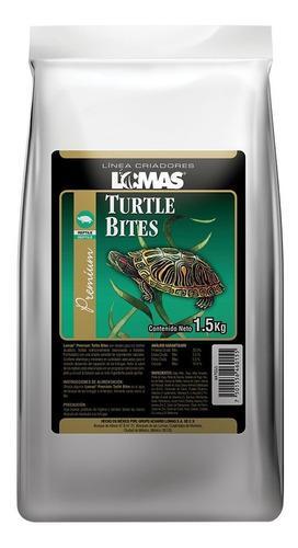 Alimento reptile bites de 1.5 kilos tortugas