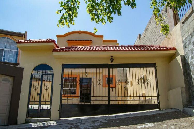 Casa en renta santa fe 3era sección, tijuana b.c.