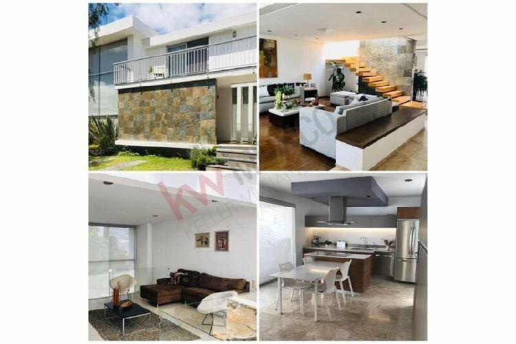 Casa en Venta Quinta la Laborcilla, exclusivo condominio en