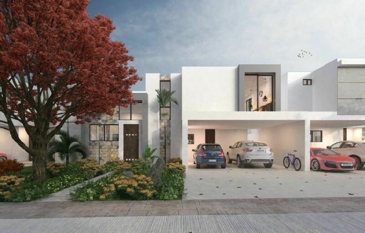 Casa en Venta en Privada, zona Norte de Mérida, Yucatán