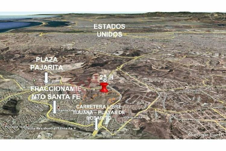 EXCELENTE OPORTUNIDAD PARA DESARROLLO EN SANTA FE 25