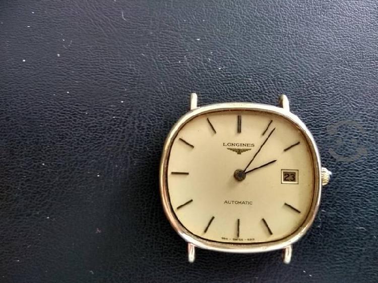Reloj longines automático original