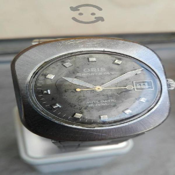 Reloj oris sportsman automático