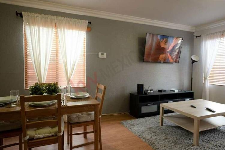 Renta-casa 3 recámaras amueblada con servicios en otay