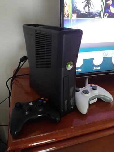 Xbox 360 con juegos