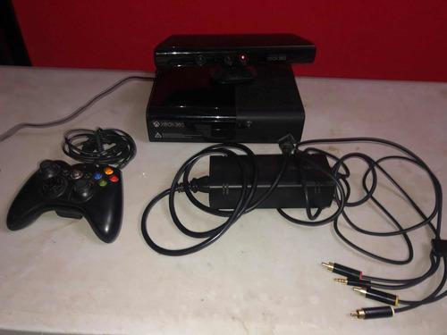 Xbox 360 Con Kinect Más 5 Juegos