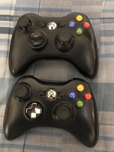 Xbox 360 juegos y controles incluidos