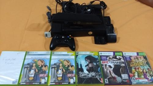 Xbox 360 kinect 250 gb
