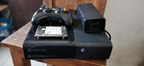 Xbox 360 modelo e disco duro de 1tb 270 juegos