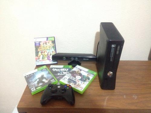 Xbox360,250gb,kinect,4juegos,1control,slim