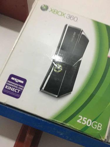 Xbox360 250gb+kinect+3 Juegos Ramdom !no Incluye Control