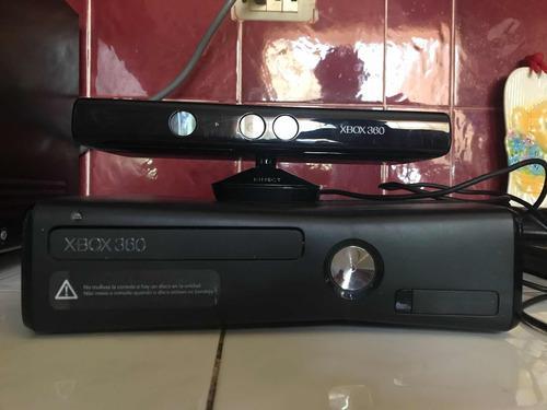 Xbox360 kinect semi nuevo con 21 juegos