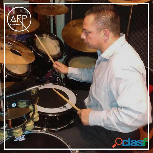 Academia de Música ARP. Guitarra, Batería, Piano, Canto, Bajo, Teclado. 2