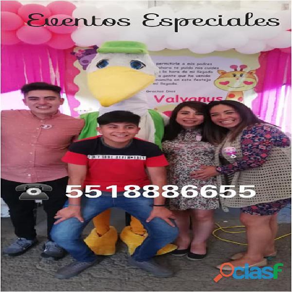 ANIMADORAS PARA BABY SOWER, JUEGOS