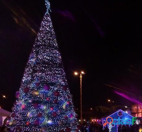 Arboles de Navidad Gigantes