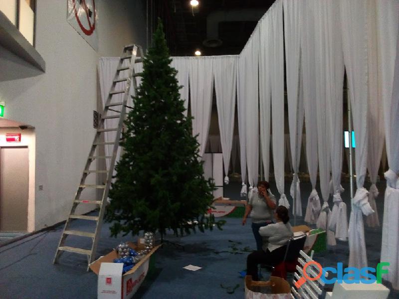 Arboles de Navidad Gigantes 8