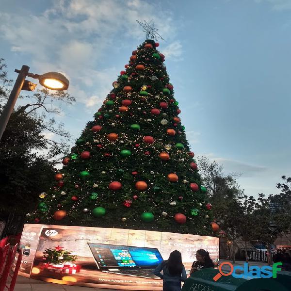 Arboles de Navidad Gigantes 13