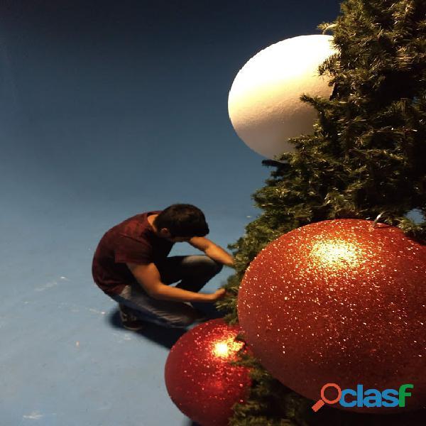 Arboles de Navidad Gigantes 18