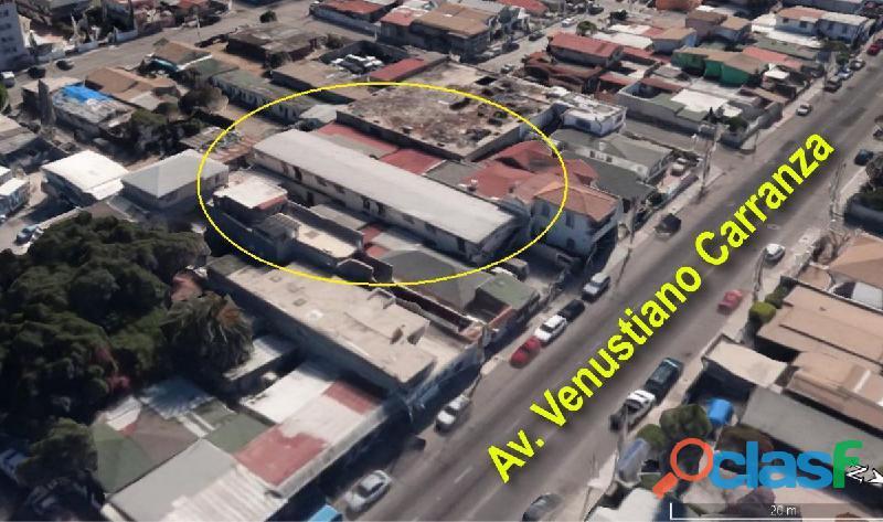 Departamentos en Ave. Venustiano Carranza 1