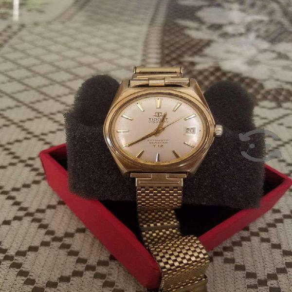 Reloj caballero tissot automatico