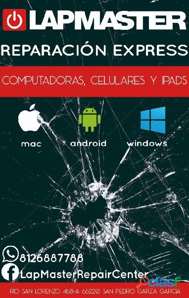 Reparación de Celulares Iphone Samsung Huawei Especialistas en Mac 2