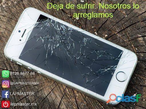 Reparación de Celulares Iphone Samsung Huawei Especialistas en Mac 3