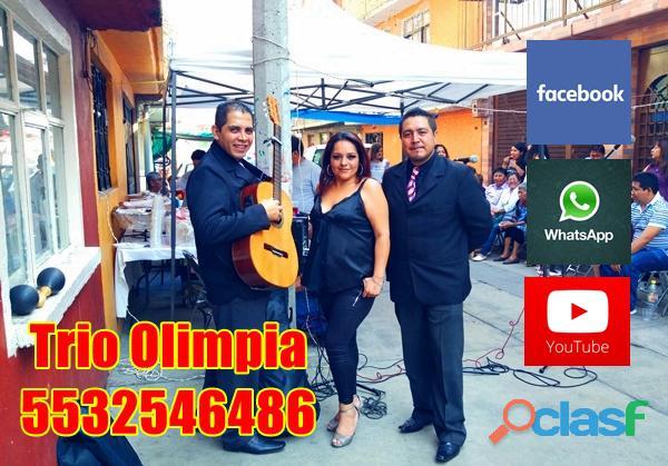 trio musical en Ecatepec