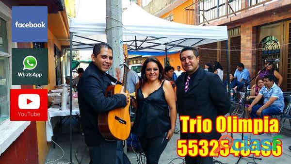 trio musical en Insurgentes San Borja CDMX