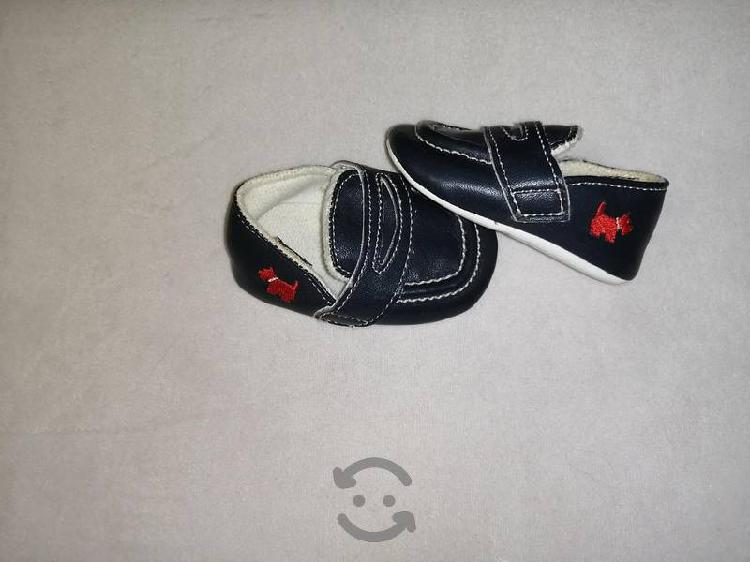 Zapatos de bebe ferrioni originales