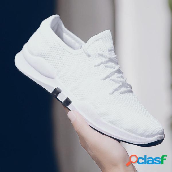 Zapatillas de deporte para correr transpirables para hombre