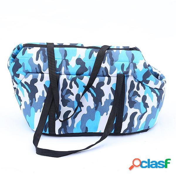Bolsa de viaje para perros bolsa de viaje para perros bolsa de hombro para comodidad bolsas para portátil