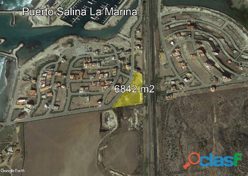 Terreno en Venta, puerto salina, Ensenada