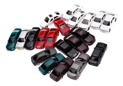 20 pintado 1:75 ho escala gran colección modelo coches