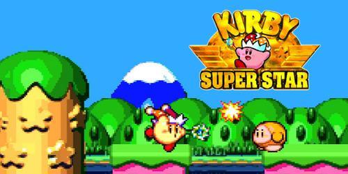 50 juegos de super nintendo snes para pc (kirby super st 3)