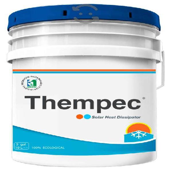 Aislante termico thempec, el mejor del mercado