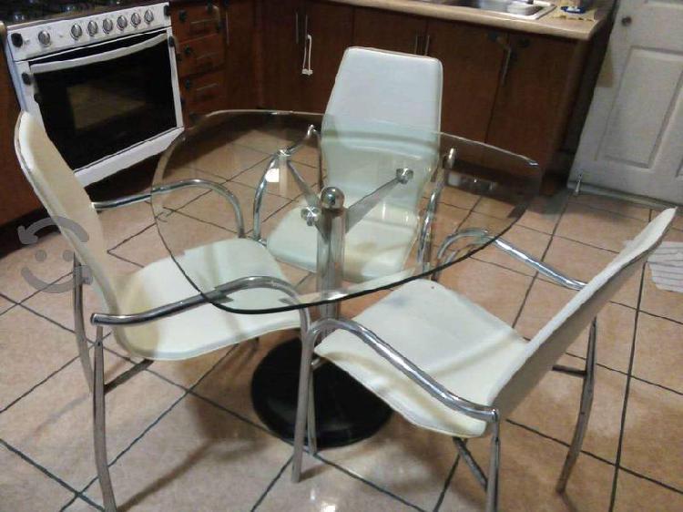 Antecomedor de 3 sillas