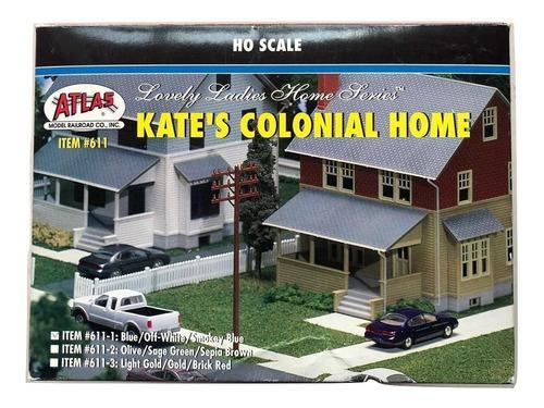 Atlas ho casa colonial home kit #611
