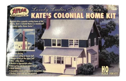 Atlas ho casa colonial home kit #711