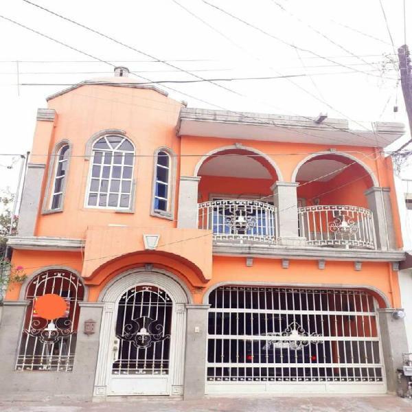 Casa amueblada en renta en colonia moderno apodaca en el