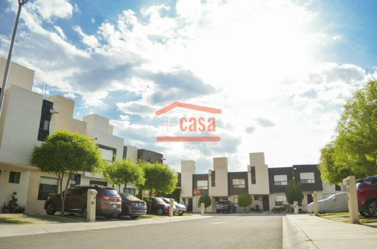 Casa amueblada sonterra en privada cercana al libramiento