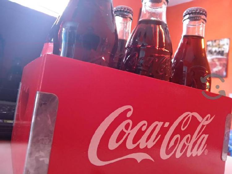 Coca cola edición 100 años