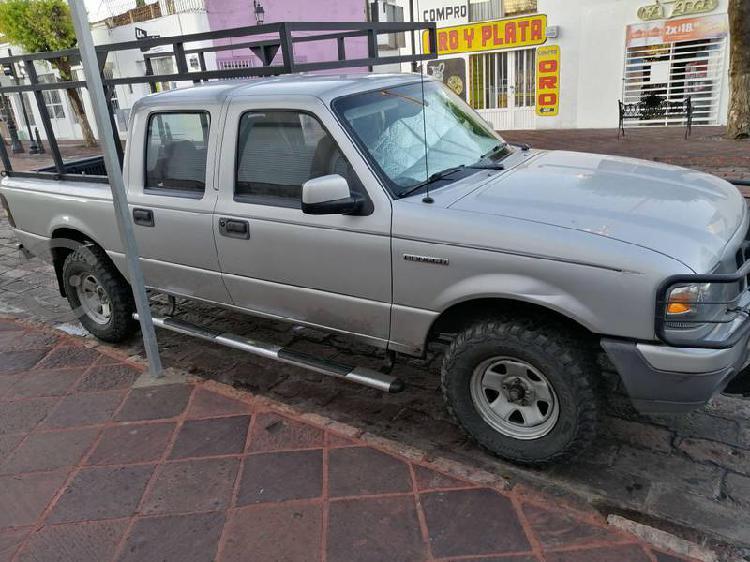Estructura para camioneta ranger 2009