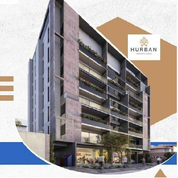 Hurban vende departamento al norte, en la zona de más alta