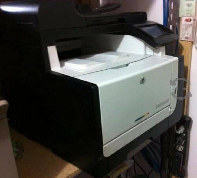 Impresora hp laserjet a color pro cm1415fn